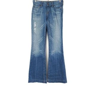 Citizens of Humanity Faye Wide Leg Jeans SZ 27